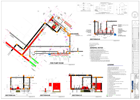 Fire sprinkler system design pdf